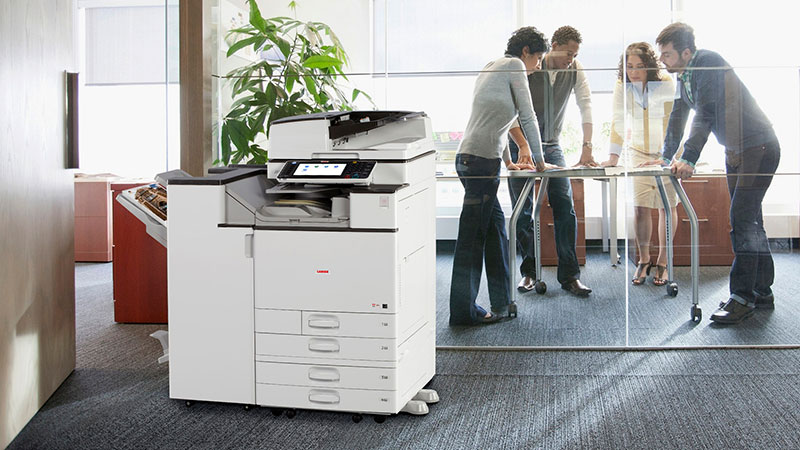 Tại sao khách hàng rất hài lòng khi sử dụng dịch vụ thuê máy photocopy uy tín của Nhật Nam